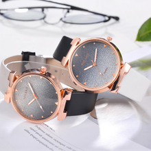 Unisex Fashion Watch Multicolor Scrub Quartz Geneva Clocks Rose Gold Silica Gel Strap Party Decoration WristWatch zegarek damski