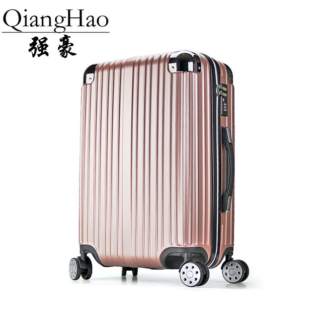 22 INCH 20222426# Your luggage caster PC+ABS  process a rod box compression wear-resisting suitcase board chassis selling