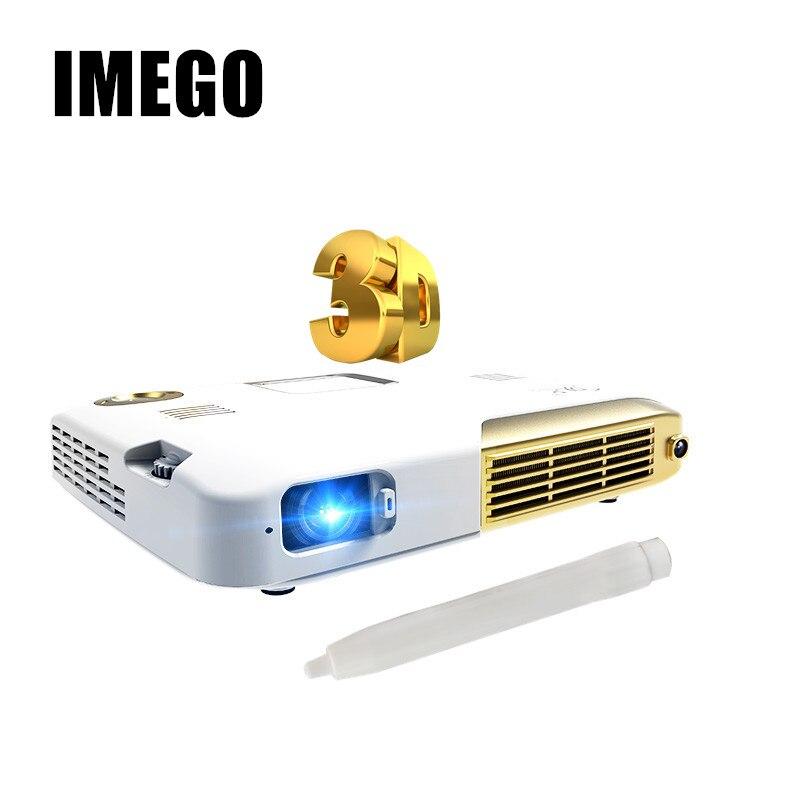 3D Scrittura A Mano di Tocco IWB 1080 p Affari Proiettore Educazione DLP Interattiva 4 k Proyector Mini Projetor TV LED Intelligente Projecteur