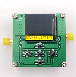 HMC833 25 м-6 ГГц РФ источник сигнала модуль PLL развертки источник STM32 управления с открытым исходным кодом TFT