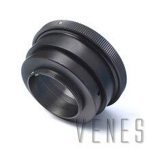 Adaptador de lente Trabalho Para Pentacon 6 Kiev 60 Jupiter Monte lens para M42 Parafuso Adaptador de Montagem Da Câmera