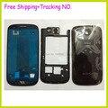 Original para samsung Galaxy s3 i535 Verizon caixa tampa da bateria + botão + câmera, Frete grátis