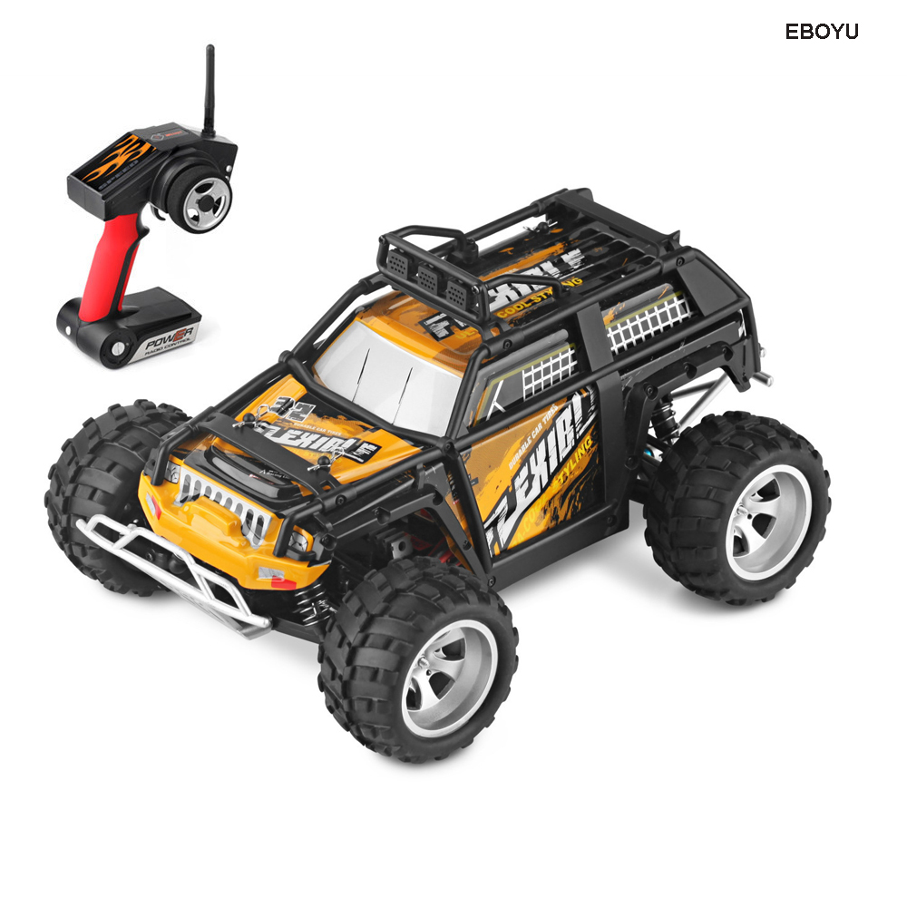 WLtoys A979-2-3-4 A979-2 A979-3 A979-4 Vortex 1/18 2.4GHz 4WD RC Mini Desert Monster Truck Mini RC Car Toy Gift RTR 50KM/H wltoys a979 1 18 2 4ghz 4wd monster truck