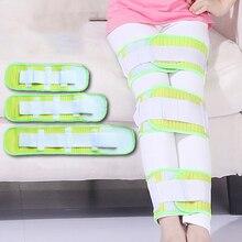 цены на 3pcs/Set Children Adolescent Adjustable O/X Type Leg Bowed Knee Legs Straighten Posture Corrector Belts Band  в интернет-магазинах