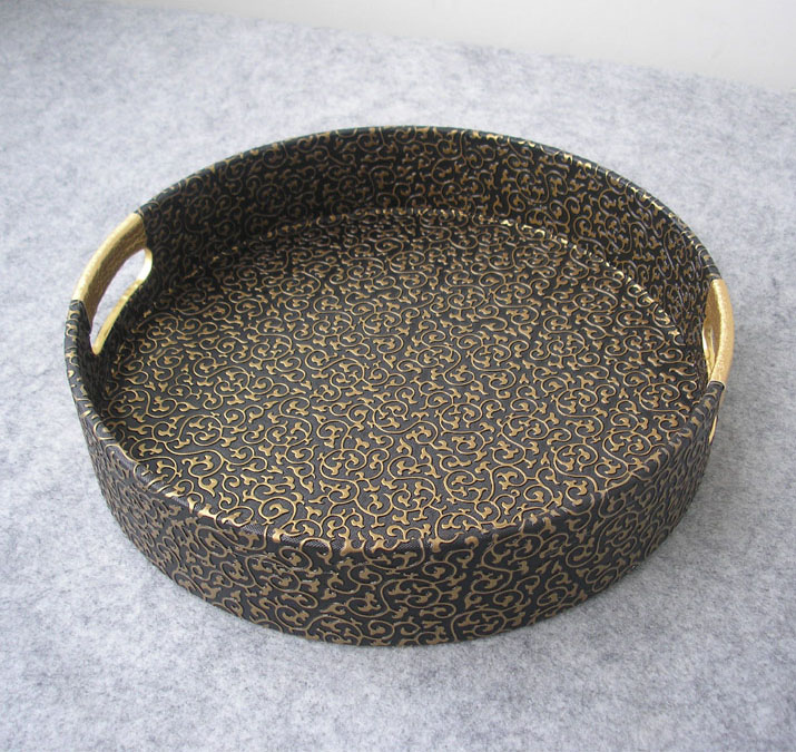 decorative out cor d buy decor in distressed with accessories tray wood round home mango wholesale bulk gray cut handles