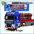 Г-н Froger Вход Transporter Модель сплава автомобиля модель Изысканный металл Инженерных Строительных машин грузовик Украшения Классические Игрушки