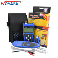 Original Noyafa NF 308 RJ45 UTP STP Cat5 Cat6 Diagnose Tone Tool Kit Line Finder Telephone Wire Tracker LAN Network Cable Tester