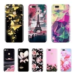 На Алиэкспресс купить чехол для смартфона fashion patterned phone cases for xiaomi mi 5 5c 5s 5x 6 6x plus soft silicone cover for xiaomi mi a1 a2 lite 8 se case