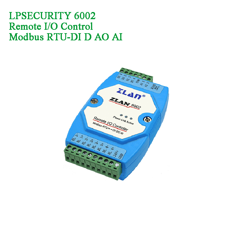 16-channel Isolated Digital Output Switch Module DO RS485 MODBUS WP8027ADAM