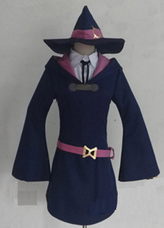 School Girl Witch Costume