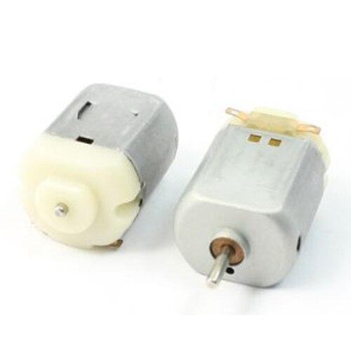 Promotion 3 Pcs DC 3V 10000RPM 1 5mm Shaft Electric Mini Motor for DIY Toys