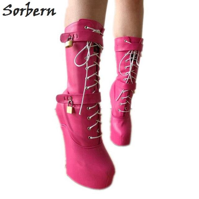Sorbern Custom Wide Calf Womens Booties