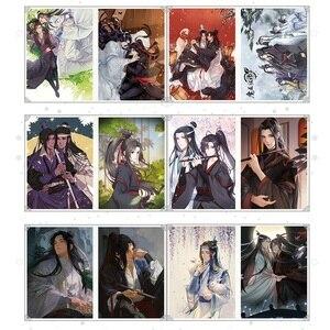 Image 5 - أنيمي مو داو زو شي الصينية القديمة اللوحة جمع دفتر رسم الرسم الهزلي كتاب الرسوم المتحركة حولها