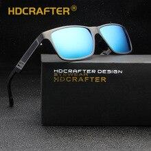 HDCRAFTER Sunglasses Men Polarized Sun Glasses Women man Aviotor Vintage Woman Brand Designer Goggles UV400 Lentes De Sol Hombre
