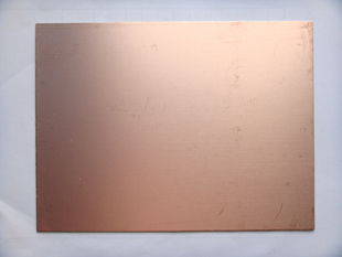 Double-sided 10 * 15 double-sided copper clad FR-4 fiberglass fiberglass laminate ...