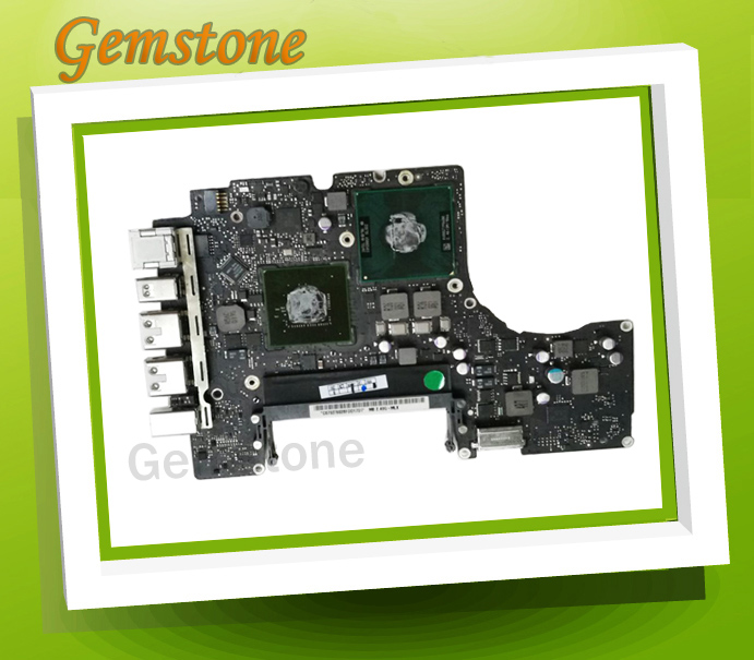 Laptop motherboard for apple macbook pro 13 A1342 Logic Board 2.4Ghz P8600 CPU DDR3 661-5640 820-2877-B MC516LL/A 631 0347 m40a mlb 820 1900 a oem logic board 1 83 t2400 ghz for m mini a1176 emc 2108 ma608 gma 950 64m