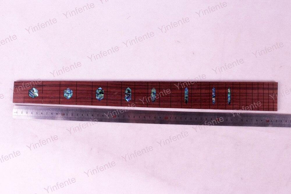 ФОТО Rosewood Guitar   Fingerboard   parts 22 fret Trapezoid   2 pcs