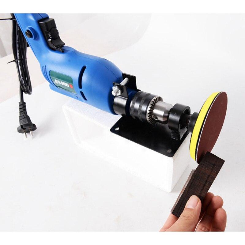 dremel mini trapano Lucidatrice per conversione portautensili da - Utensili elettrici - Fotografia 5