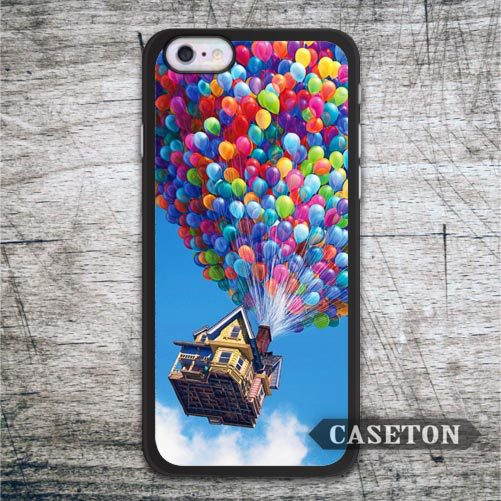 Flying House Lovely Case For iPhone 7 6 6s Plus 5 5s SE 5c 4 4s and For iPod 5 High Quality Classic Ultra Cover Wholesale