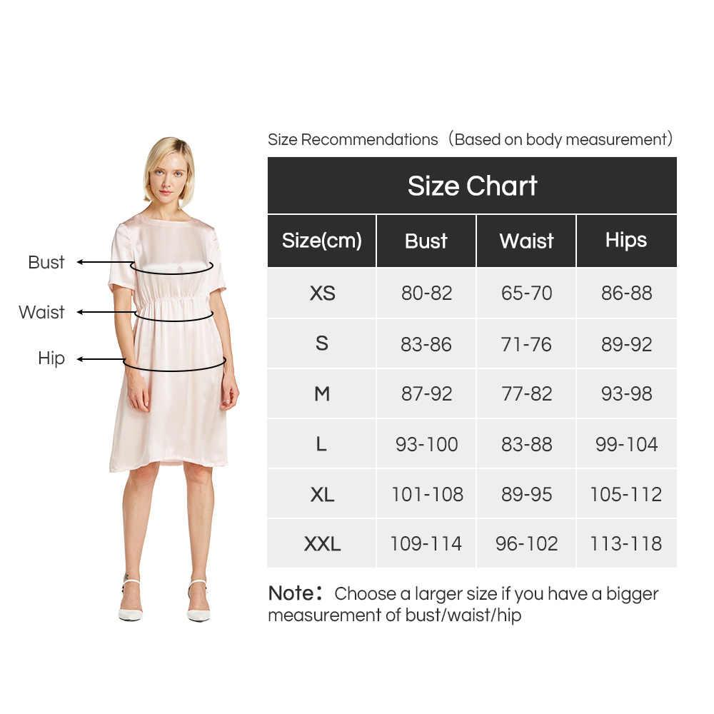 ... LILYSILK Dress Little Black Silk Classic Cap Sleeve With Belt Ladies  Free Shipping 1f14441e58c4