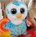 "Free Shipping! TY New Sky Blue Big Eyes Sweet Penguin Cute Stuffed Plush toy 5"",Gift for Children,Baby Doll Classic Toys"