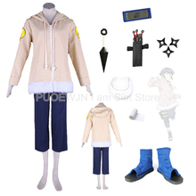 Free Shipping  Naruto Hinata Hyuga Cosplay Costume