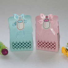 Cute Baby Shower Candy Box Decoration