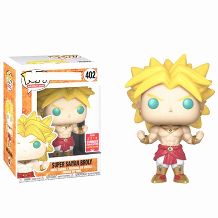 Funko pop Official Amine Dragon Ball Vinyl Action Figure Collectible Model Toy 30