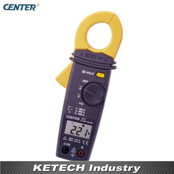 Mini Pince Ampèremétrique, Pince Ampèremétrique Testeur CENTER221