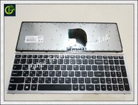 Original Russian Keyboard For IBM Lenovo Ideapad Z500 Z500A Z500G P500 P500A RU Black Keyboard WITH