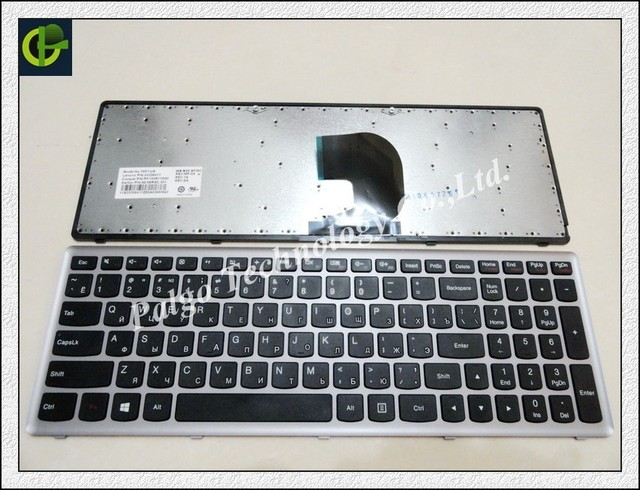 Russian Keyboard for IBM Lenovo Ideapad Z500 Z500A Z500G P500 P500A 25- 206237 PK130SY1F00 9Z