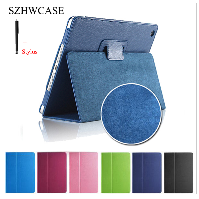 For iPad 2018 9.7 Case Cover For iPad 9.7 inch 2017 Air 2 Tablet Capa Fundas For iPad Air 1 Flip Solid Leather Shell +Stylus люстры lucia tucci люстра salerno 138 7