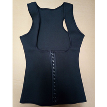 Women Latex Rubber Waist Cincher Corset Body Shaper Shapewear Slim Vest Adjustable High Quality