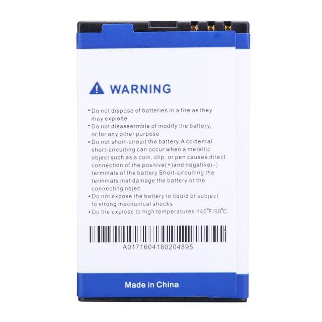 Chensuper 2900 mAh BL-4U/BL 4U Utilisation De La Batterie Pour Nokia E66 3120C 6212C 8900 6600 S E75 5730XM 5330XM 8800SA 8800CA 301 500 5250