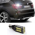 1 unid Canbus T15 W16W 6000 k Xenon Blanco 30 LED Back Inversa luz Para BMW Serie 5 E60 E61 F07 F10 F11 Mini Cooper