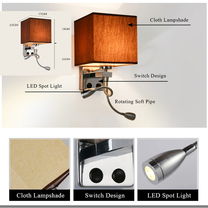 Adjustable-Modern-brief-bedside-wall-lamps-1w-led-reading-light-lamp-wall-bed-hose-rocker-arm (1)