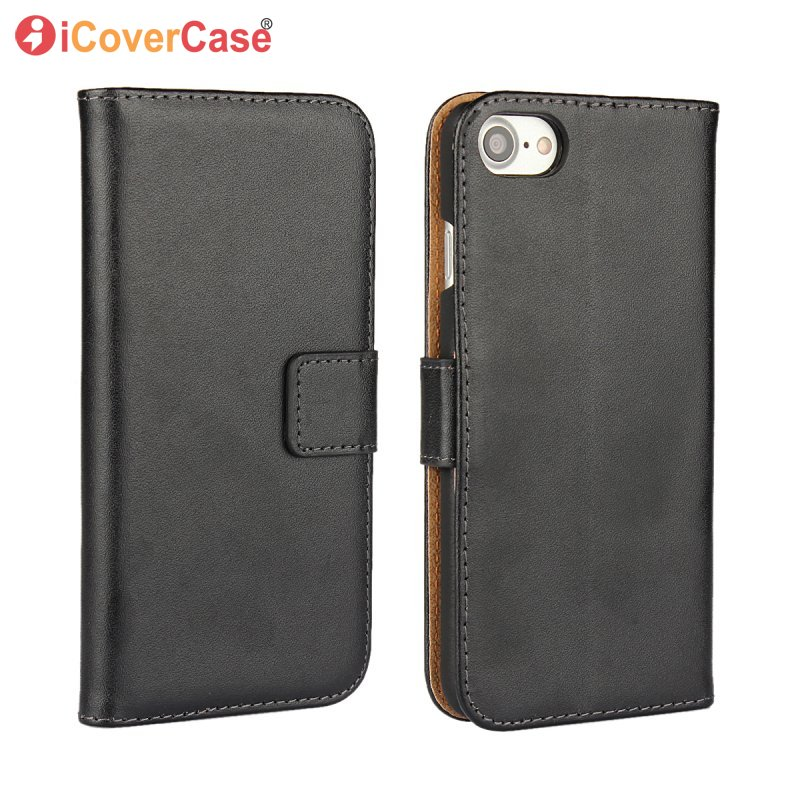 Case For Apple iPhone 7 8 Cover Wallet Flip Leather Classical Book Purse Phone Coque Bag For iPhone8 7 Etui Hoesje Capinha Funda
