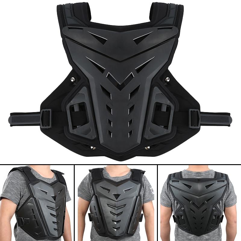 Gilet de protection de poitrine de moto gilet de protection RC gilet de protection de Sport en plein air veste de moto 5 couleurs taille libre XNC Motocross