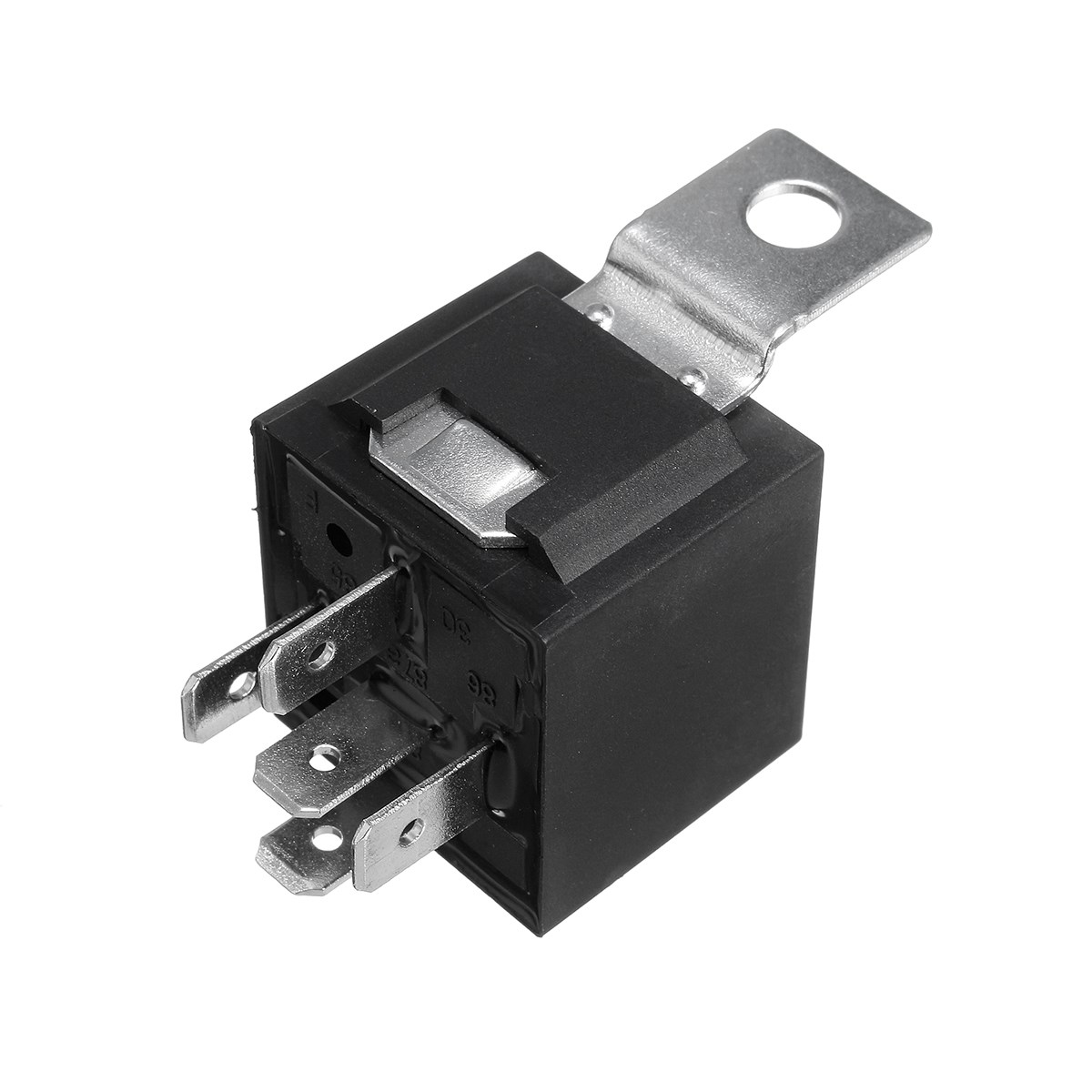 24v Relay 5 Pin Car Automotive 20a 30a Changeover Ry8 Detachable How To Wire A Prong Bracket Resistor In Switches Relays From Automobiles Motorcycles On