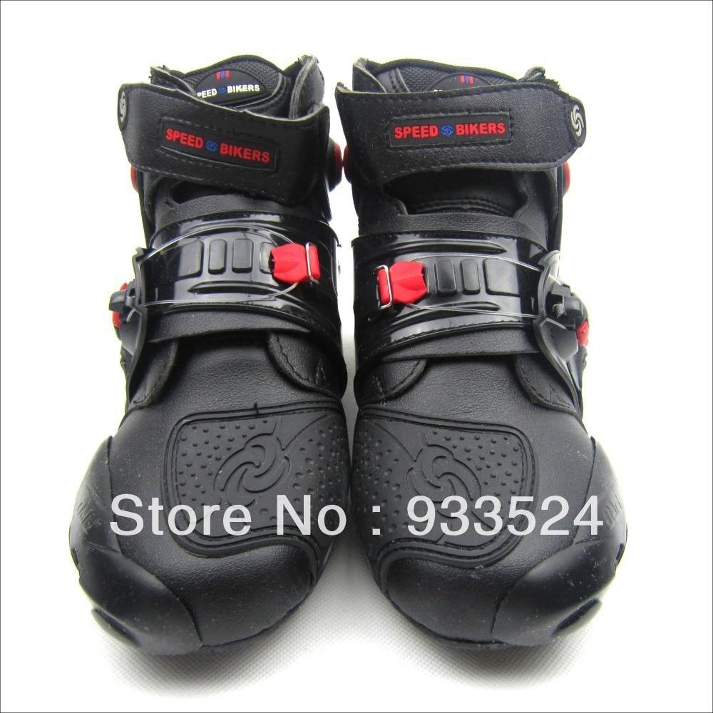 Водонепроницаемые ботинки MX мотоциклетные клетчатые кожаные короткие ботинки для Honda Yamaha Kawasaki Harley Suzuki