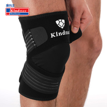 Kindmax Healthcare Adjustable Elastic Knee Support Brace Kneepad Sports Safety Guard Strap For Running Brand Quality  недорого