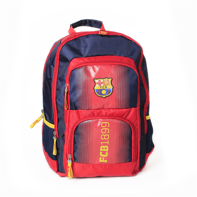 Kids Travel Backpack Youth Football Fans The Best Gift Bags For Bag Children Pressure Relief