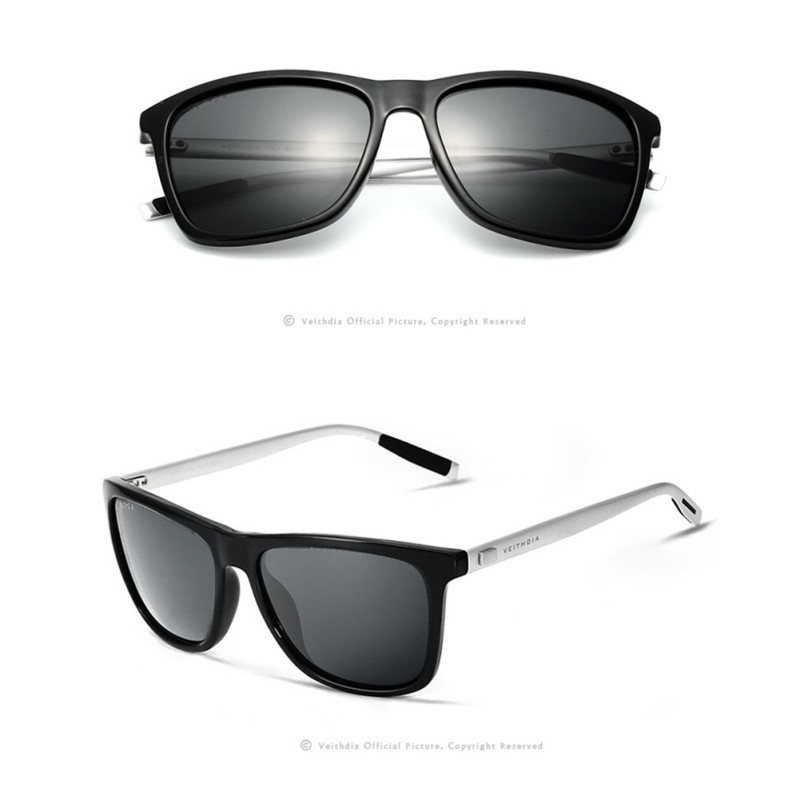 2e36783bee Detail Feedback Questions about Fashion Veithdia Luxury Mens Polarized  UV400 Sunglasses Driving Glasses Eyewear 4 Colors on Aliexpress.com