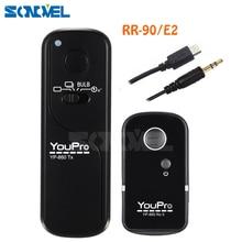 Déclencheur sans fil Télécommande Pour Fuji Fujifilm X Pro2 X A10 X T10 X T20 X E2 X E2S X E3 X M1 X A1/A2/A3 XQ1 X100F X70