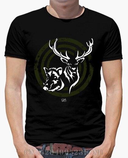 Summer Limited men t shirt Wild boar Shos