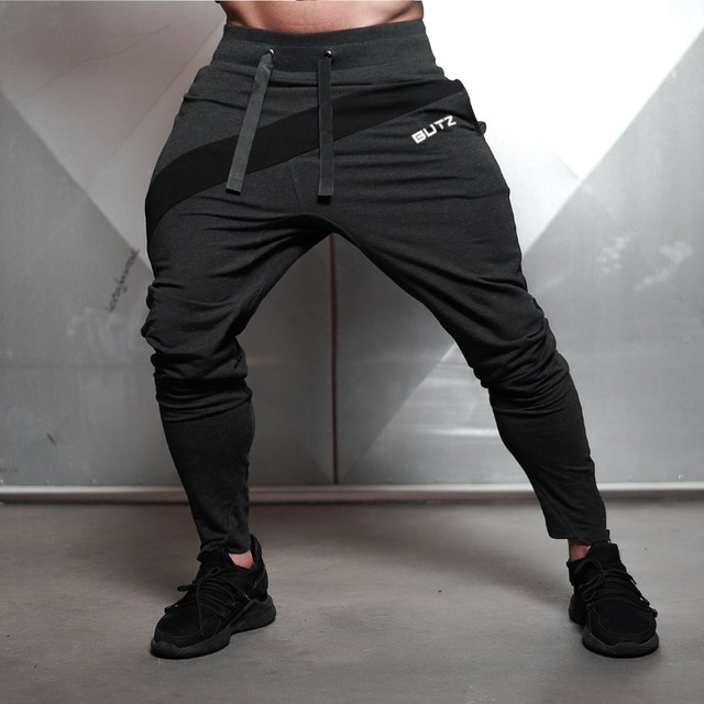 Men's Jogger Pants for Running and Workout