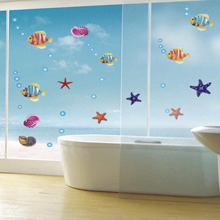 Colorful Sea Fish World Finding Nemo Star Animals Removable Wall Sticker Decals Decor Art Wallpaper For. Compare Prices on Finding Nemo Bathroom Decor  Online Shopping Buy