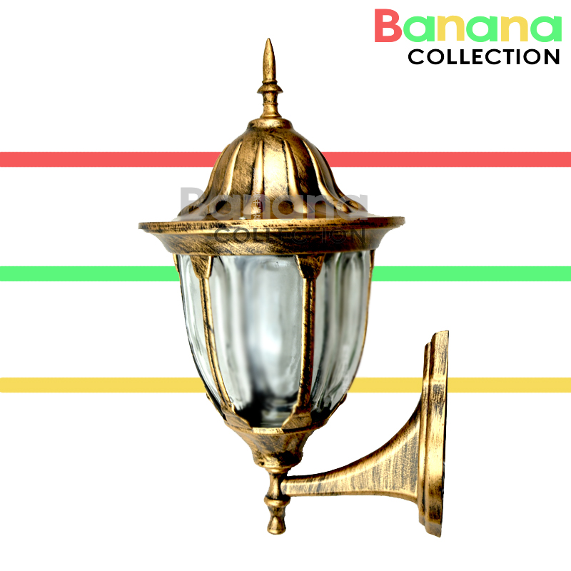 Vintage Outdoor Wall Sconce Lighting Balcony LED Wall lamp Waterproof Garden Wall Light Fixtures Aluminum Glass Porch Lights exterior wall sconce garden fence outdoor lighting garden lamp waterproof outdoor light fixtures backyard lights balcony lamps