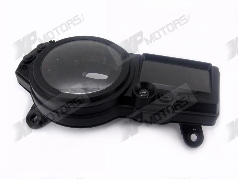 ФОТО New ABS Plastic Speedometer Gauges Tachometer Cover Case For Suzuki GSXR600 GSXR750 2004 2005