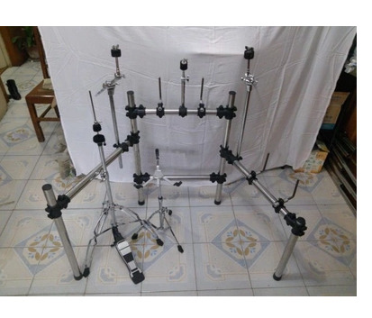 2018DS-D Drum Stand Diameter 38mm DIY Electronic Drum Accessories